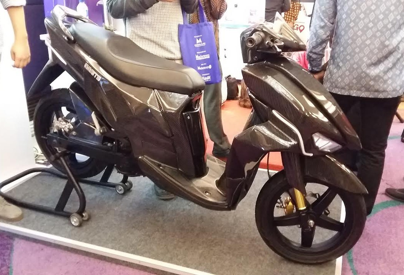Gesits to start mass-producing Indonesia's first electric motorcycle