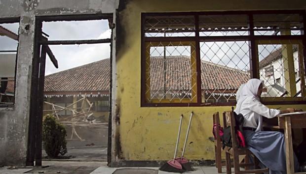 Jakarta to rebuild 103 schools