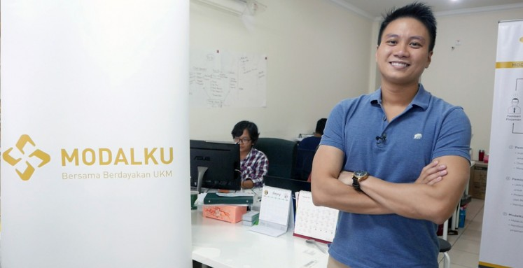 Reynold Wijaya, expresses positivity about fintech's potential