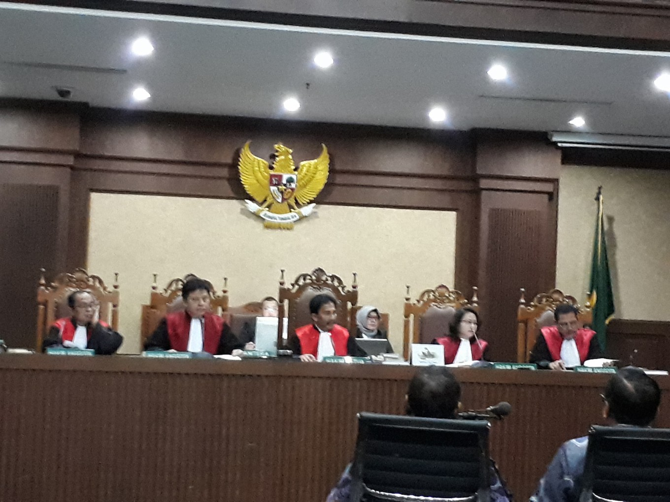 Golkar politician fights back after being implicated in e-ID graft
