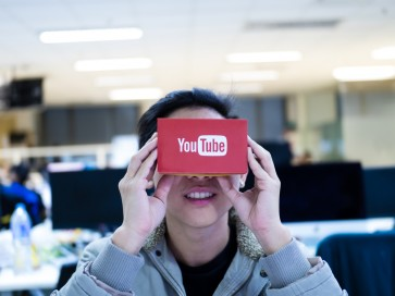 YouTube opens pop-up space in Central Jakarta