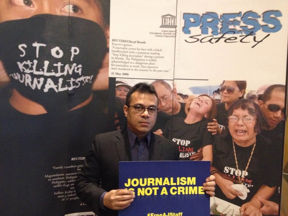 'The Jakarta Post' chief editor Nezar Patria appointed director at Pos Indonesia