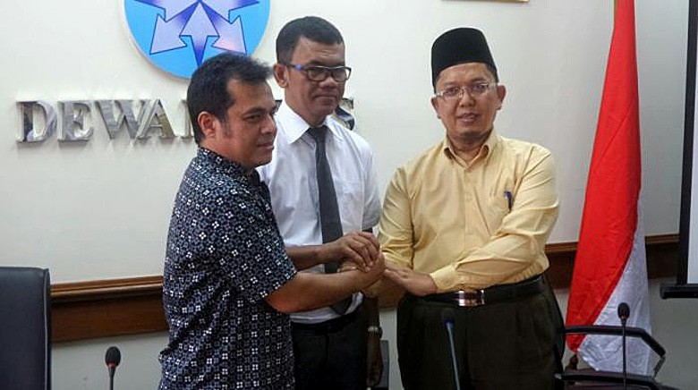 Lecturer apologizes for calling Press Council member PKI cadre