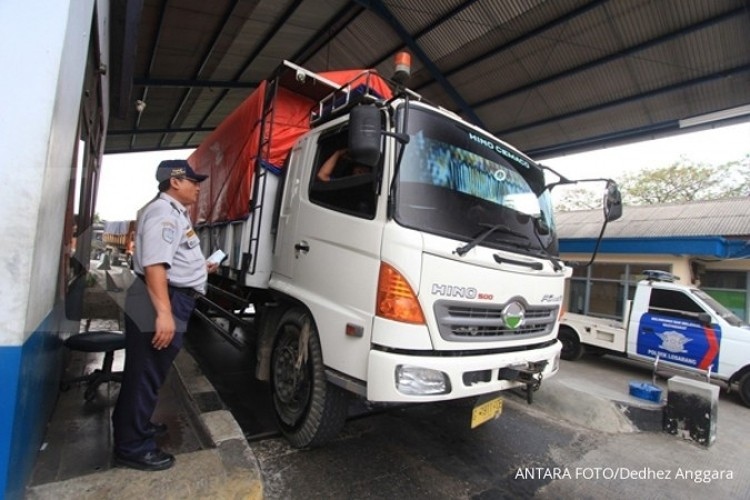 Govt to offer weighbridge revitalization projects worth Rp 330.66b