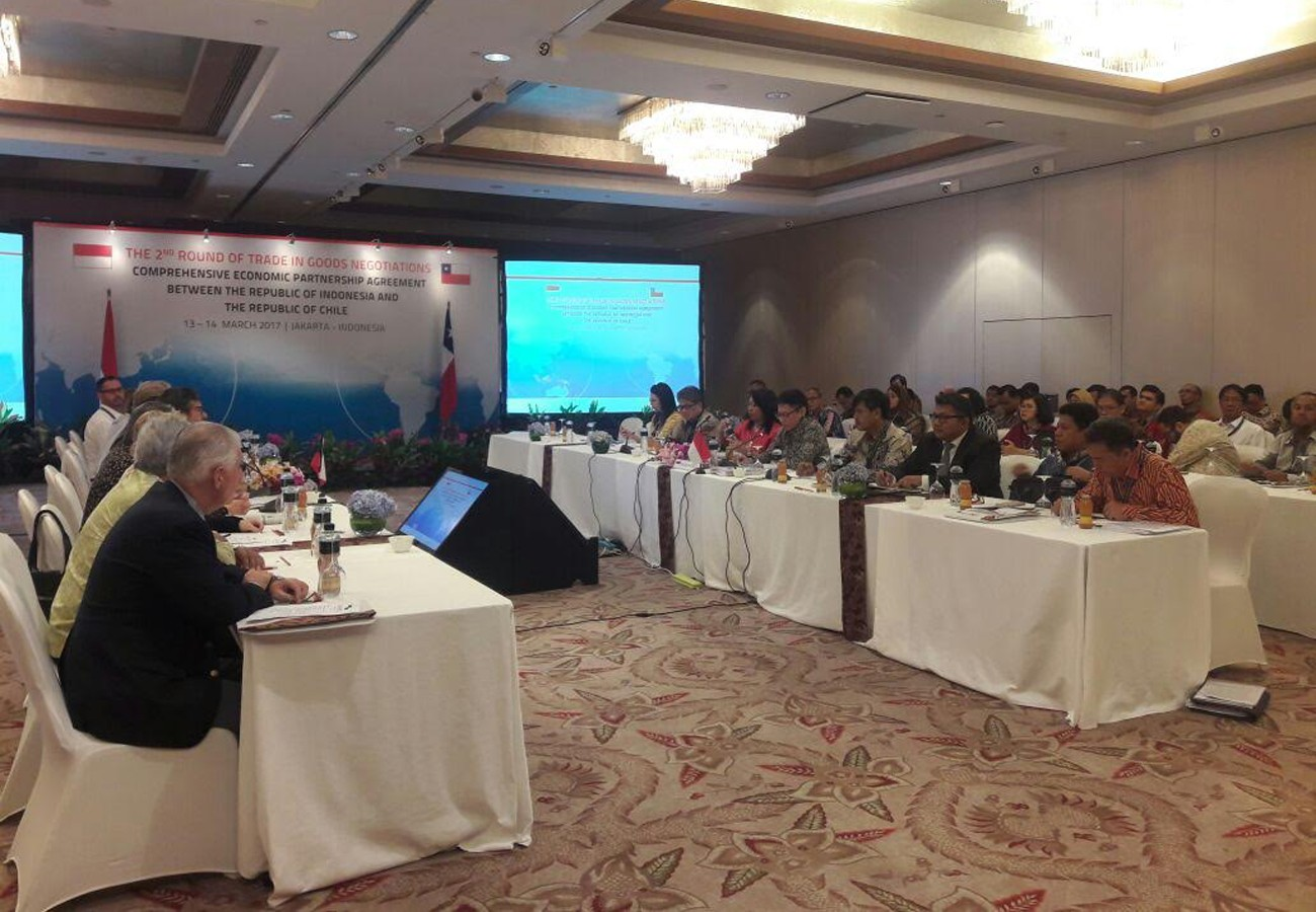 Timely evolution of Indonesian-Chilean trade relations