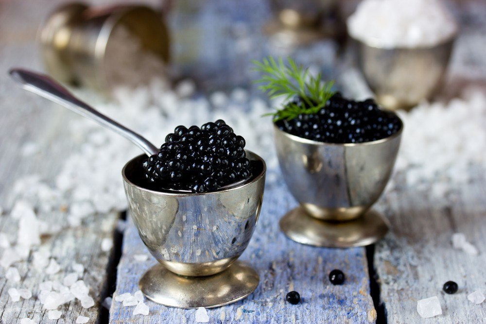 Caviar infusion from Paris lab aims to refresh vodka