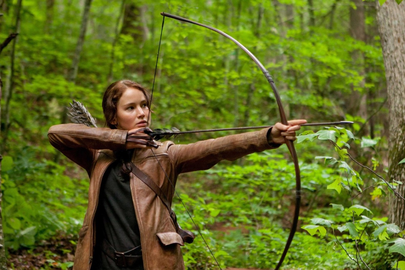 'Hunger Games', 'Divergent' attractions to open this summer in China
