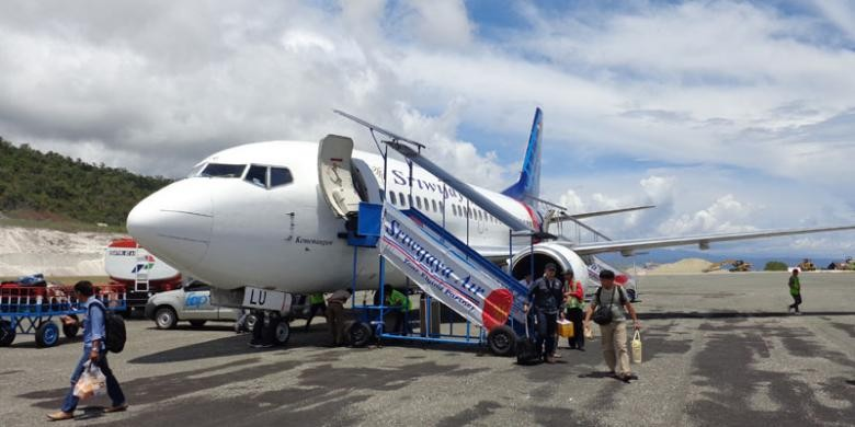 Sriwijaya closes routes for efficiency