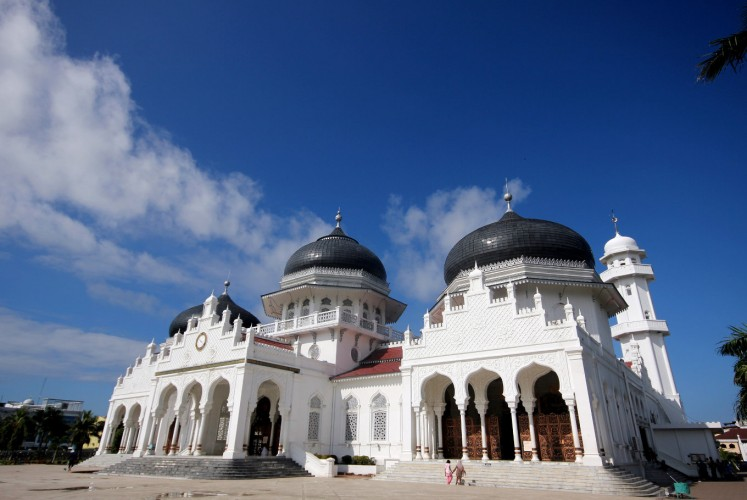 Aceh setting itself up as Muslim-friendly destination for tourists