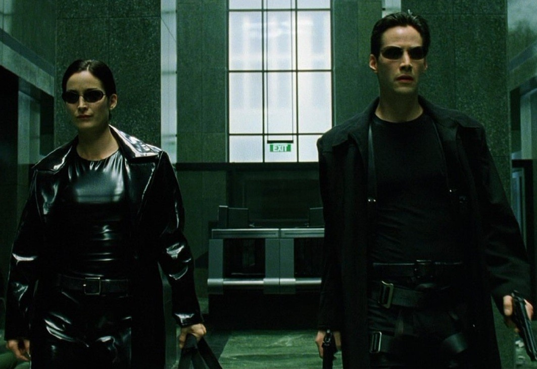 the characters in the matrix essay Sample essay on the similarities and differences between the matrix and the readings from plato and descartes the matrix is a movie that confronts the factual and the component of a convoluted, fake cyber-reality in the movie, prior to thomas anderson (neo) discovery of the realism morpheus.