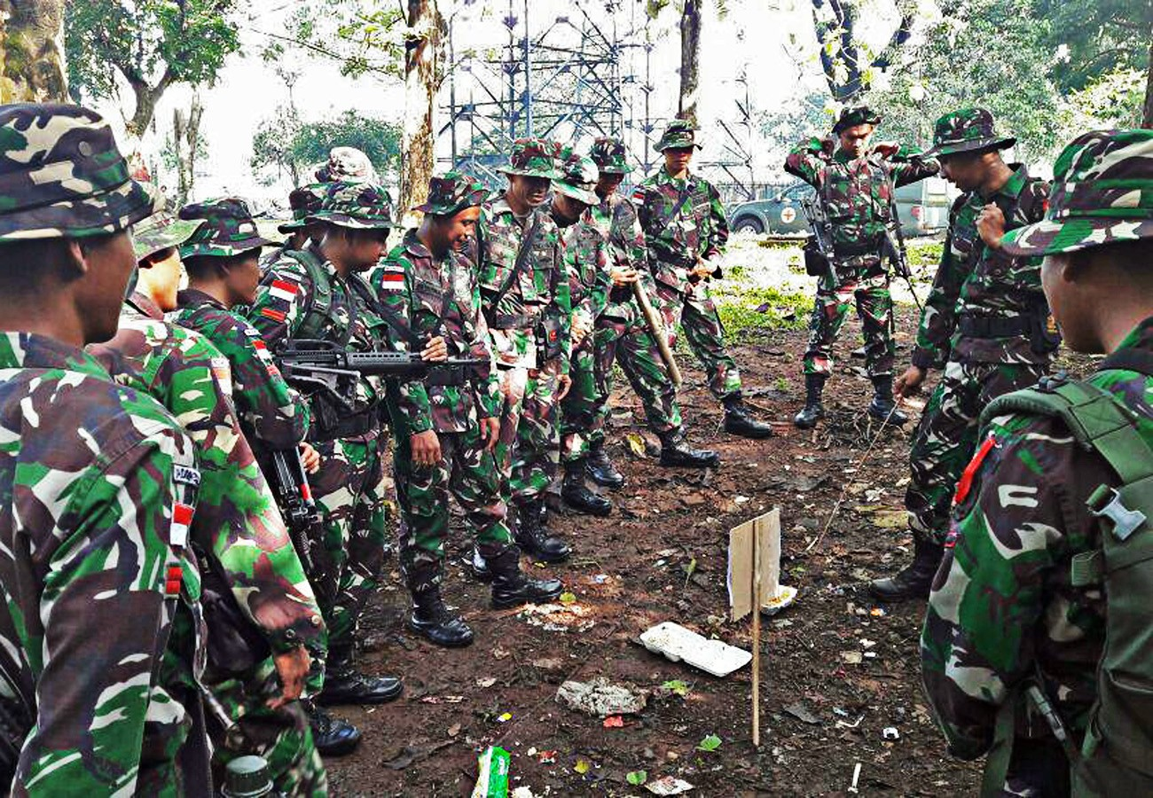 TNI intensifies preparation ahead of joint exercise with India