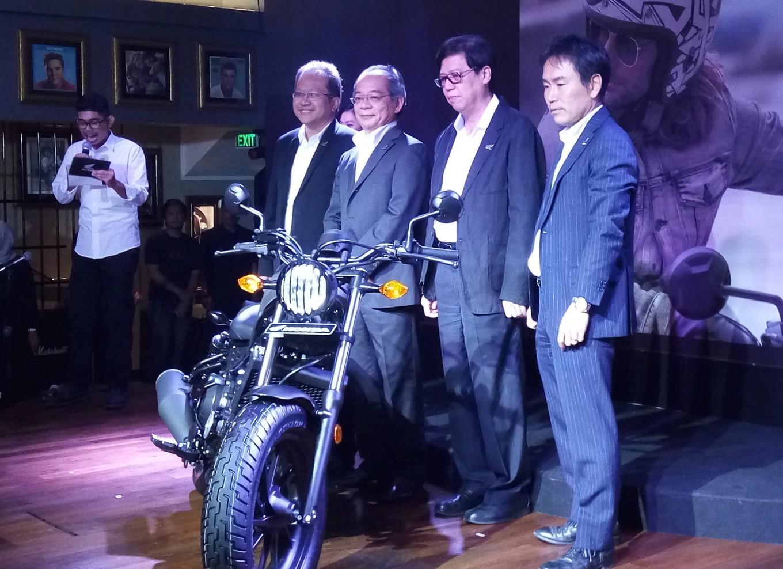 Astra Honda Motor to increase big bike sales