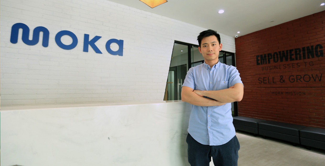 Moka, as one of the rising Indonesian SaaS players
