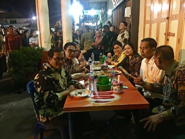 Jokowi's personal chef shares President's favorite dishes