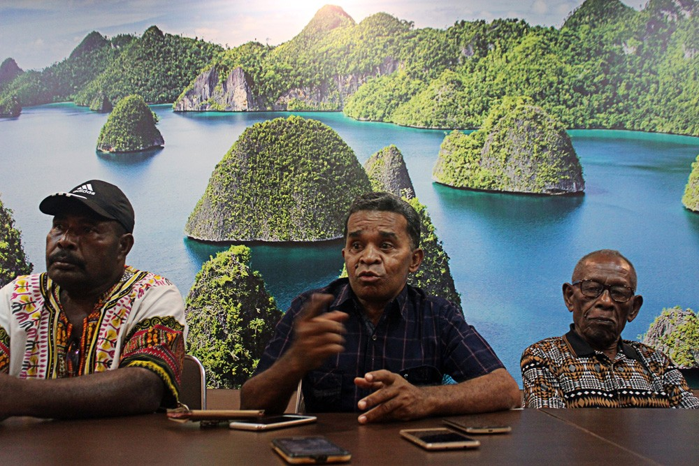 Papua indigenous communities declare 'customary fishing area' in Raja Ampat