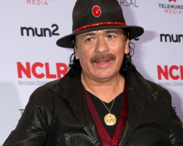 Carlos Santana: I would collaborate with Adele and Beyonce