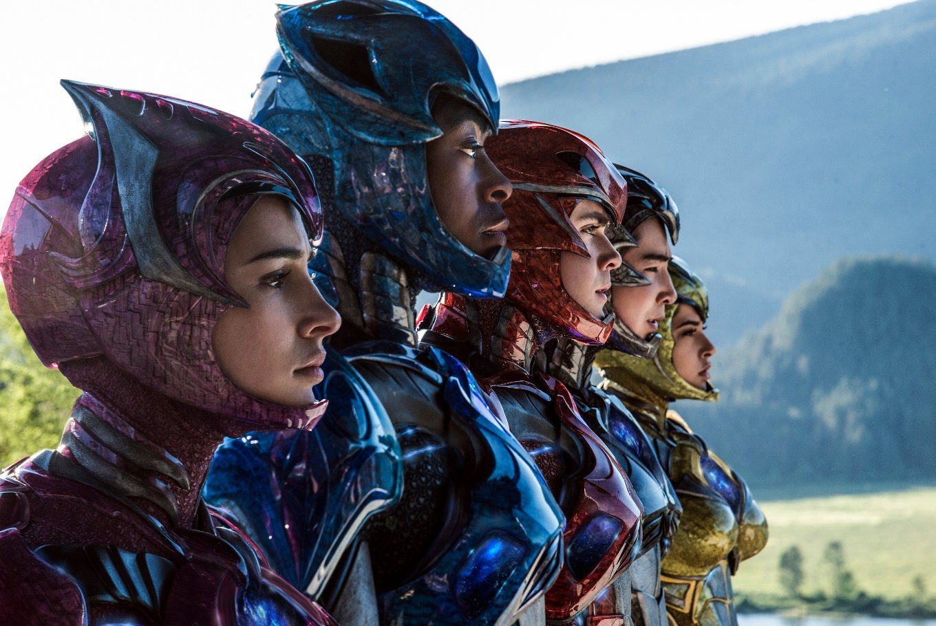 Review: So-so 'Power Rangers' reboot is cheesy, self-serious