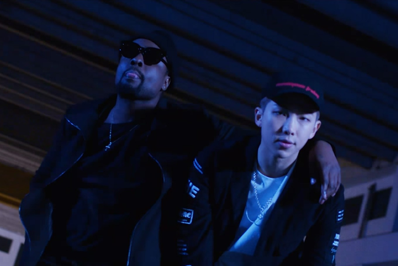 Rap Monster, Wale collaborate on 'Change'