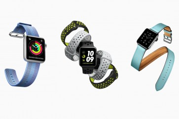 Apple adds new watchbands from Hermes and Nike