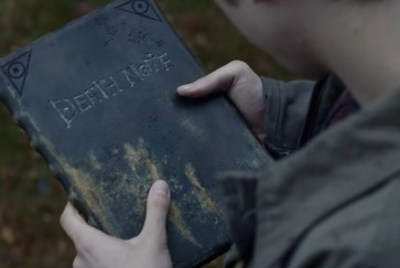 1st trailer of Netflix's 'Death Note' live action