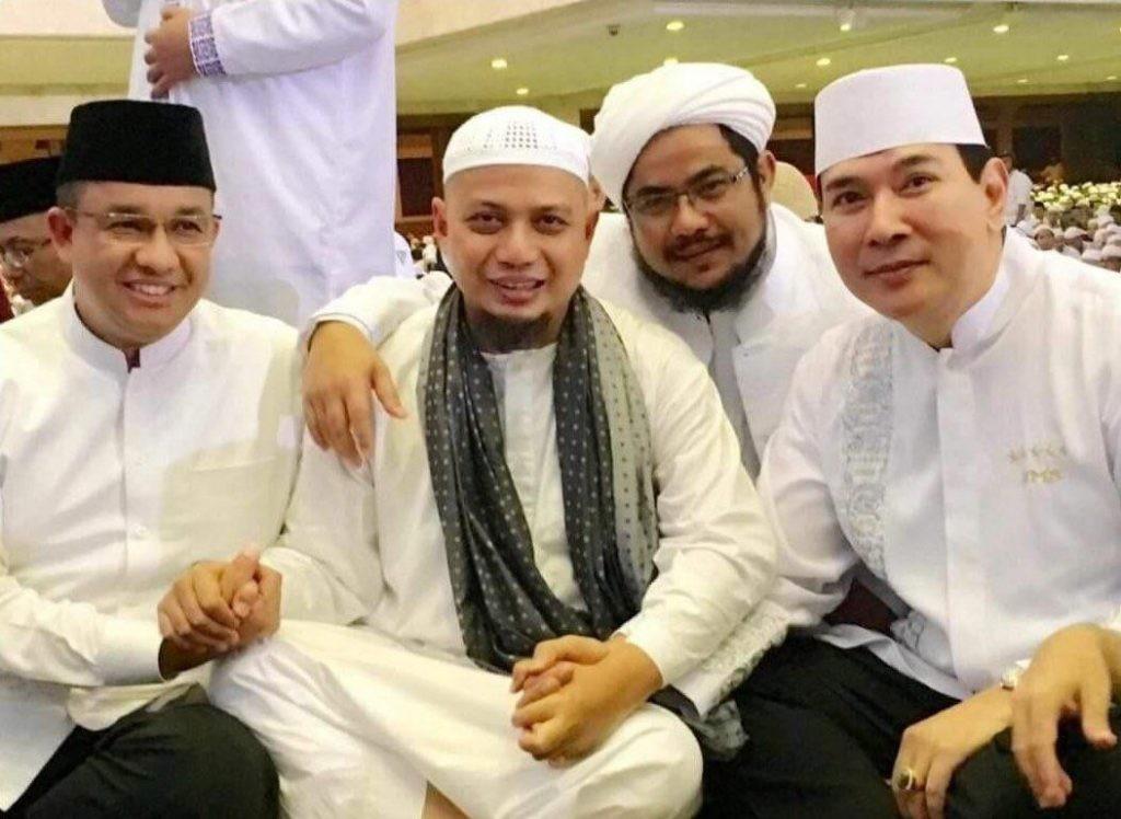 PKS moves closer to Tommy Soeharto, Anies