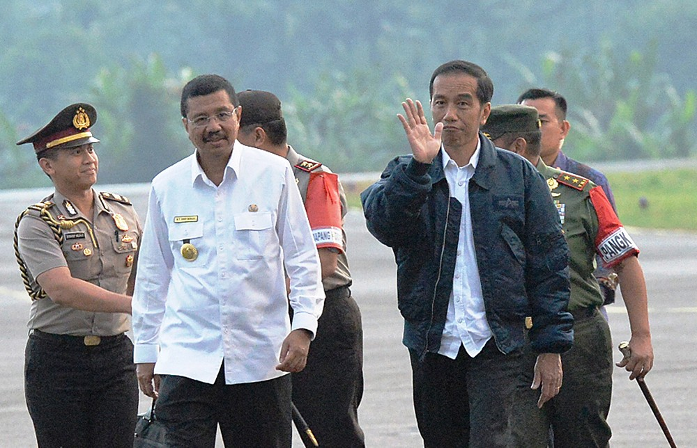 Jokowi to inaugurate center of Islam of the Archipelago