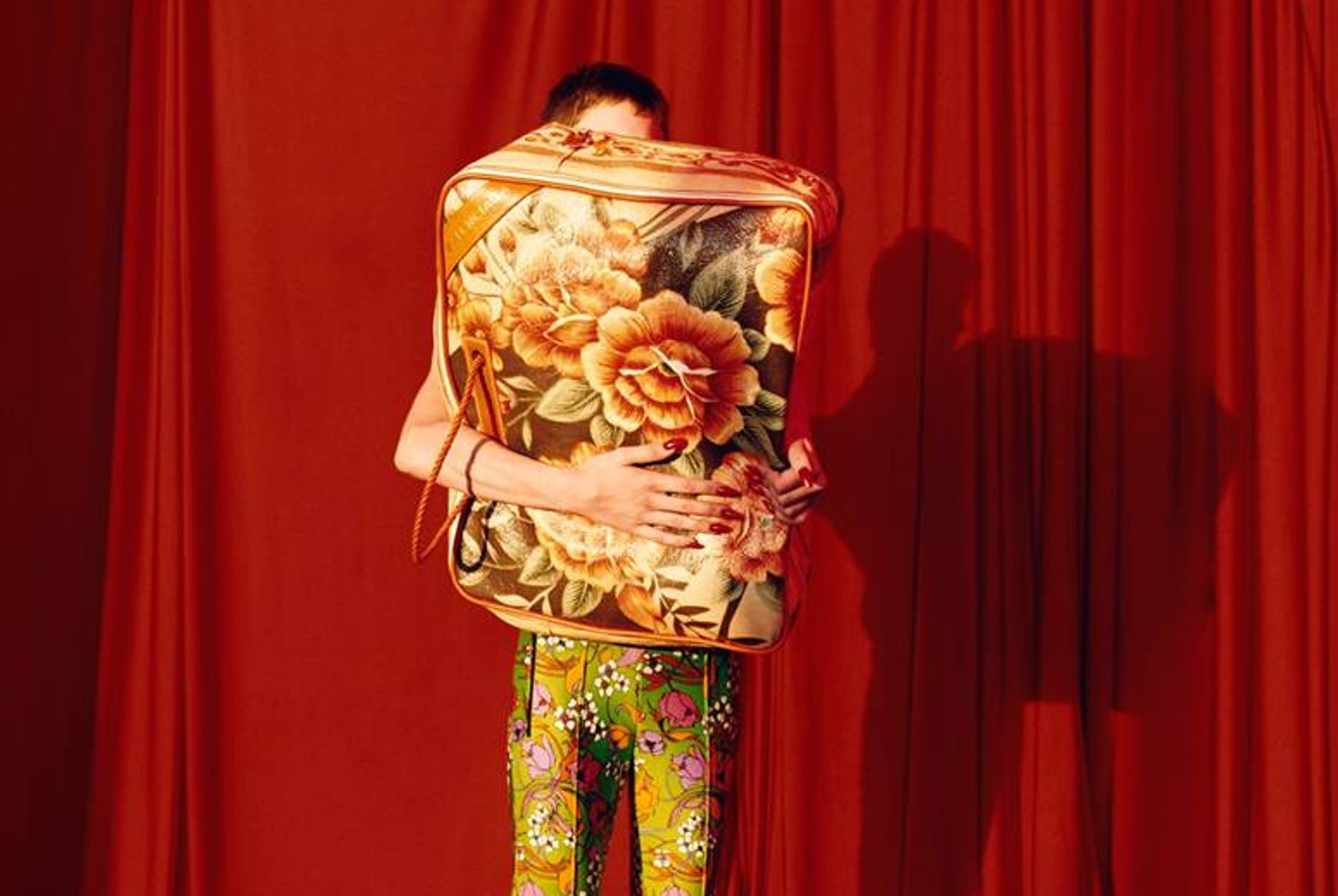 Netizens ridicule Balenciaga's $4,900 tote that looks like a blanket bag