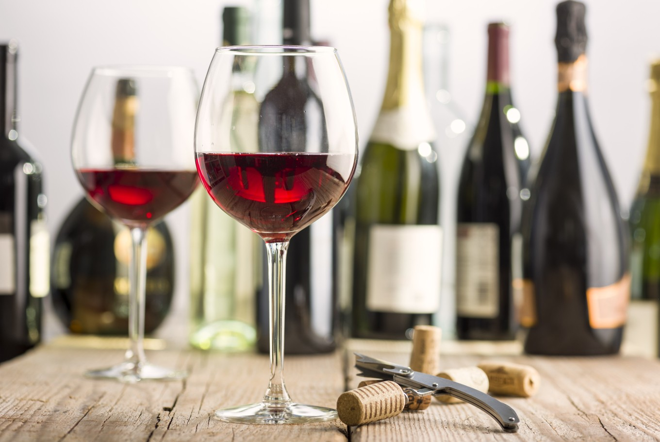 Drinking red wine could be good for your gut health: New study