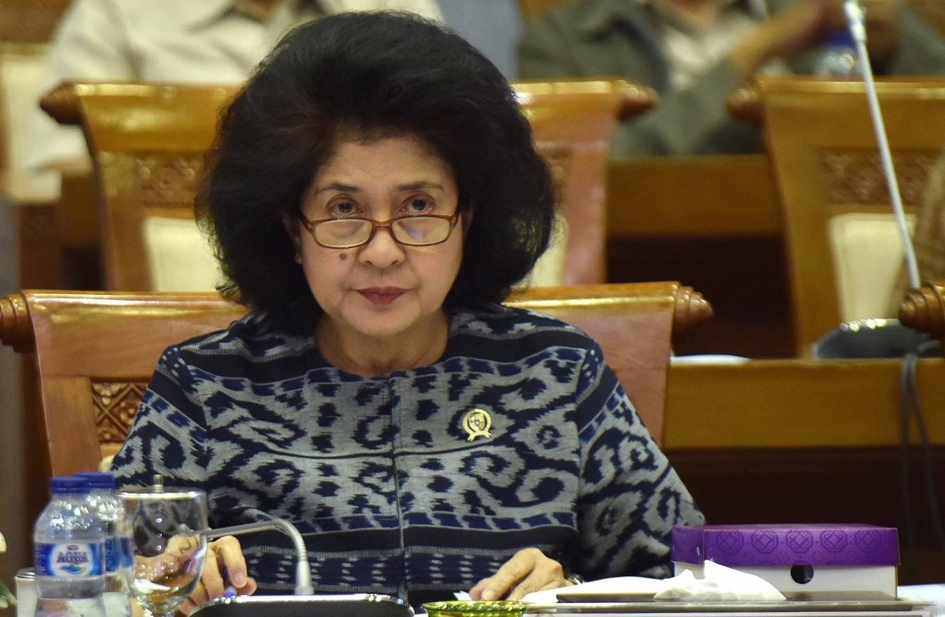 Health minister opens population conference in Bali
