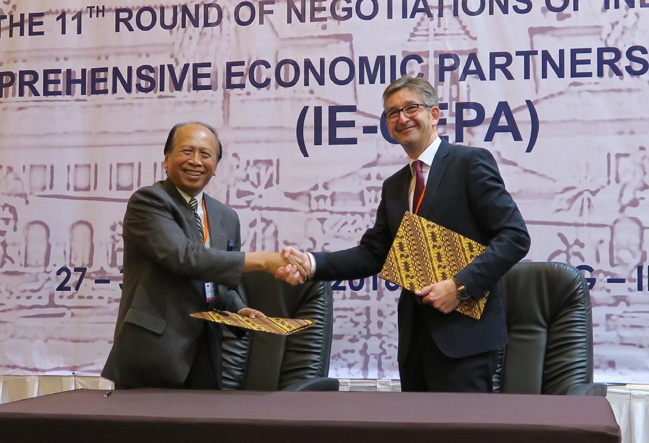 Indonesia-EFTA: Step toward Euro market
