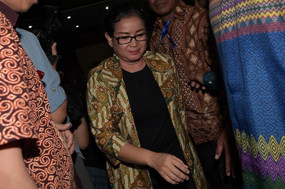 Police arrest Hanura politician at center of e-ID case