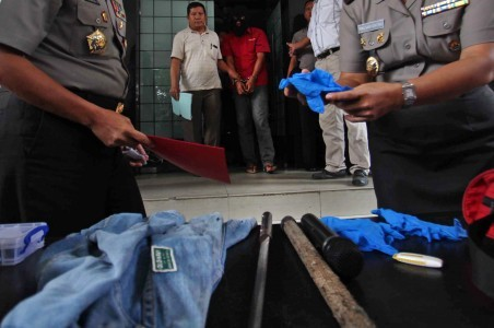 Money, personal grudge thought to be behind murder of Medan journalist