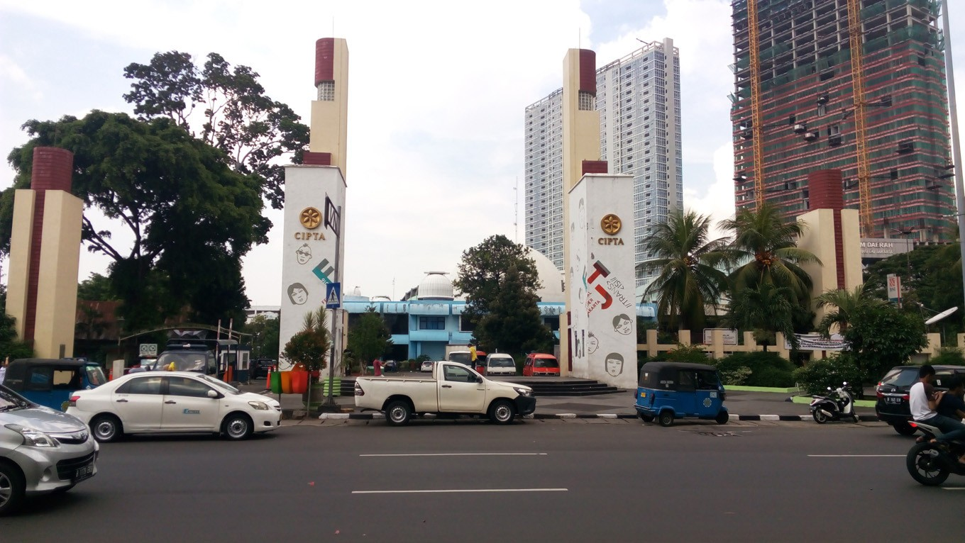 Jakarta to revitalize TIM, HB Jassin center