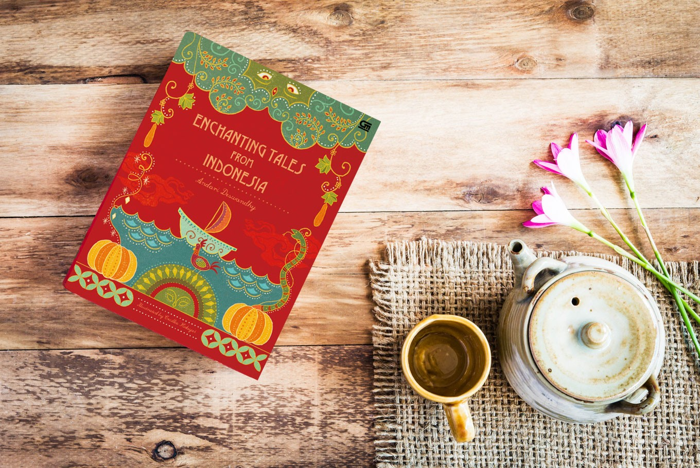 'Enchanting Tales from Indonesia'