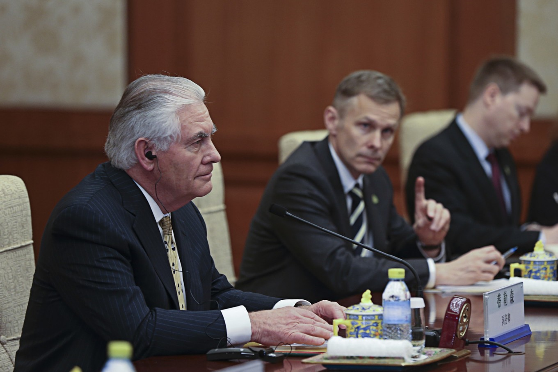 Rex Tillerson to chair UN meeting on North Korea's nukes