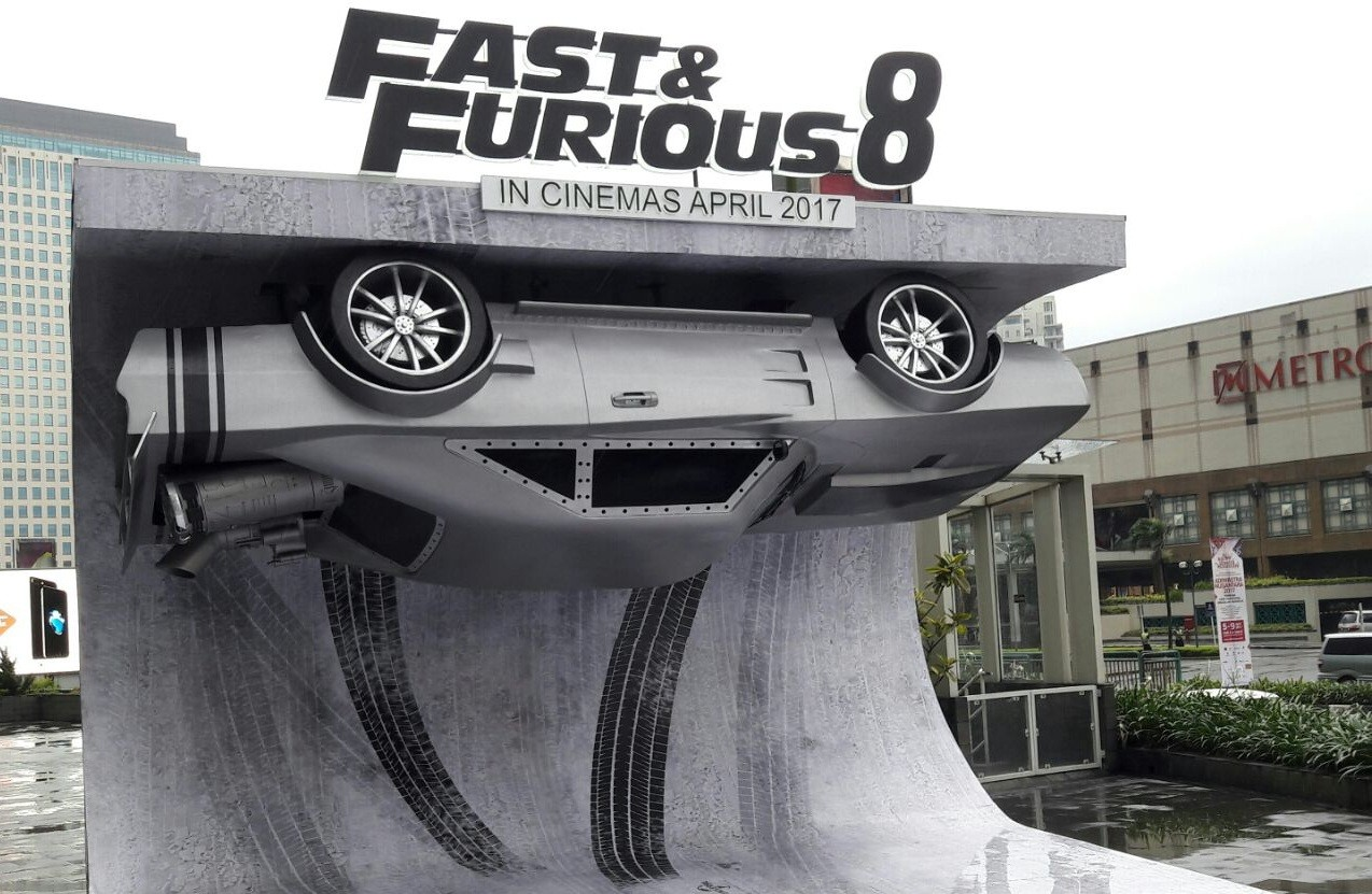 fc63ae90aa Fast and Furious' comes to Senayan City - Entertainment - The ...