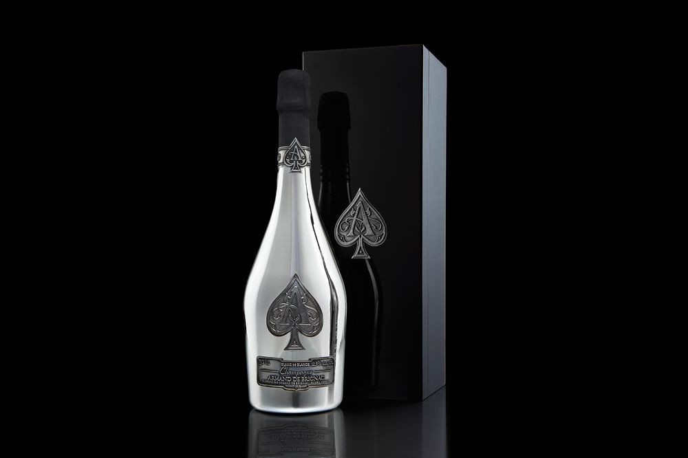 Jay-Z's new A2 champagne costs $850 a bottle