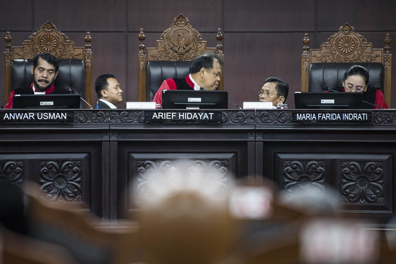 MK rejects immunity for lawyers from KPK investigation