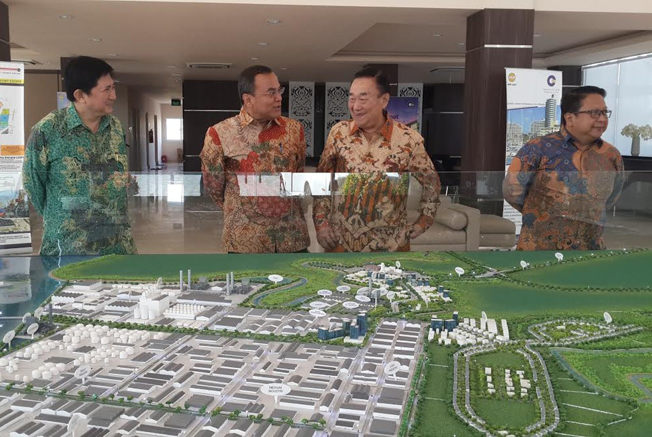 Freeport smelter to be built on 100 hectares of land in Gresik