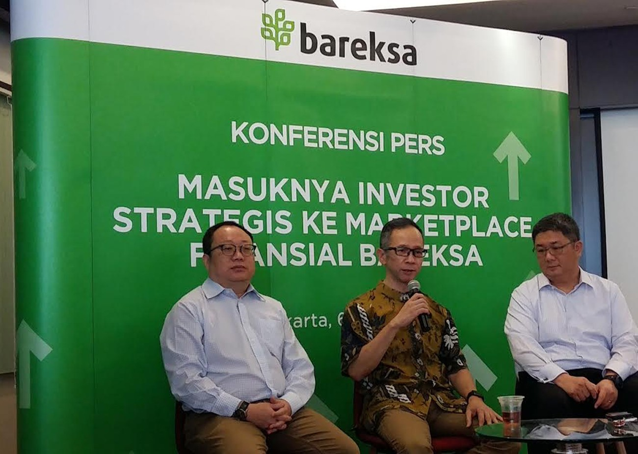 Bareksa gets funding from DOKU investor