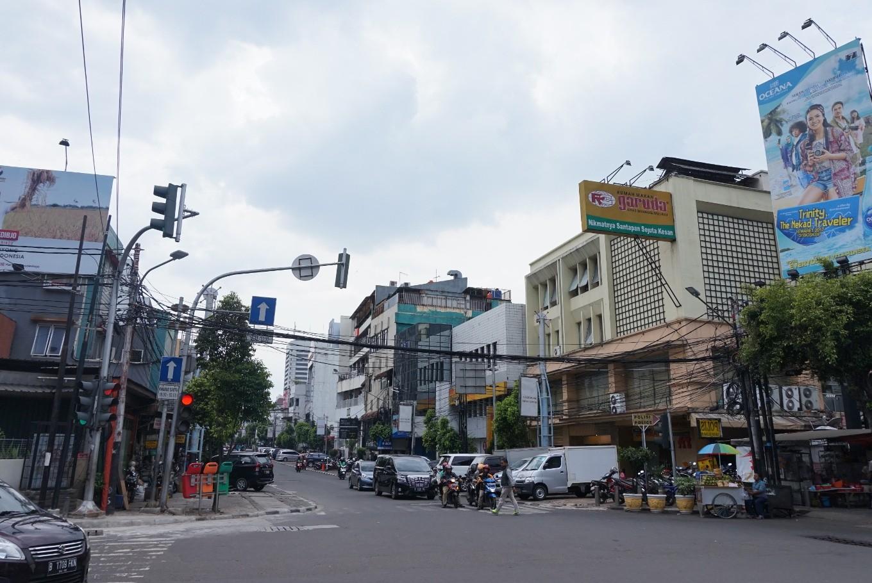 Jakpost guide to Jl. Sabang