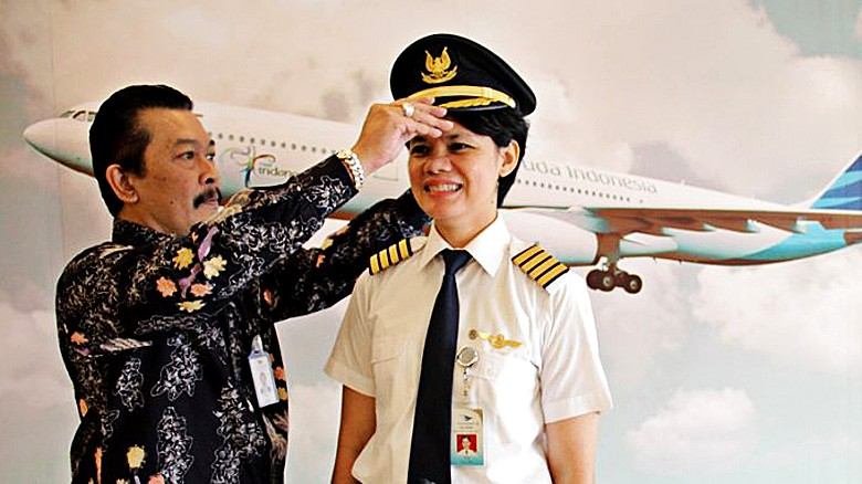 indonesia female name