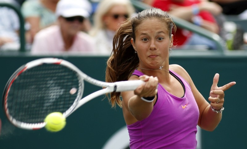 First Time Wta Winner On Tap In Volvo Car Open Finals World The