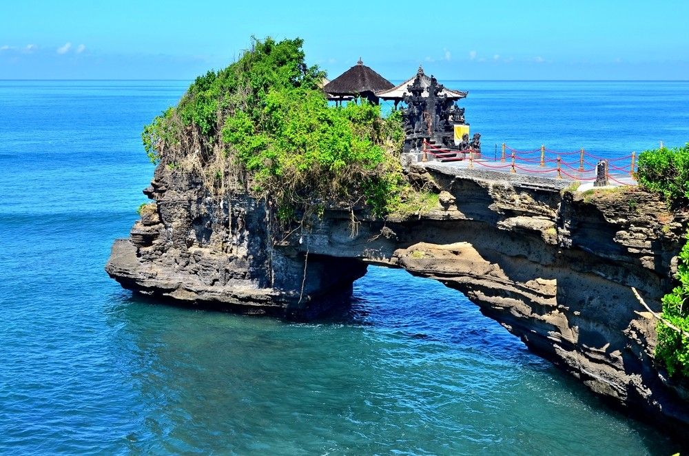 Bali declared world's top destination for 2017