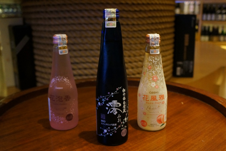 Sparkling sake marks new era for Japan's traditional drink