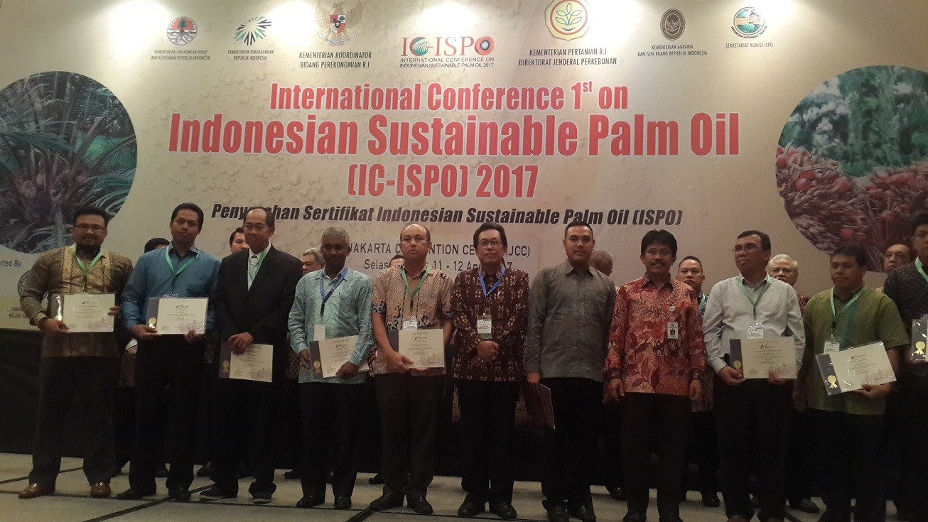 Indonesia kicks off maiden international conference on sustainable palm oil