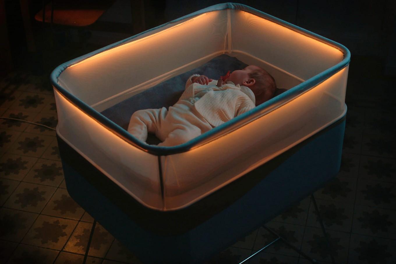 Ford seeks to help parents put their babies to sleep