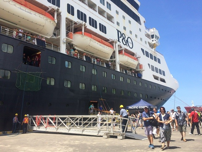 Govt Promises Lower Port Fees To Boost Cruise Tourism News The - Cruise ship fees