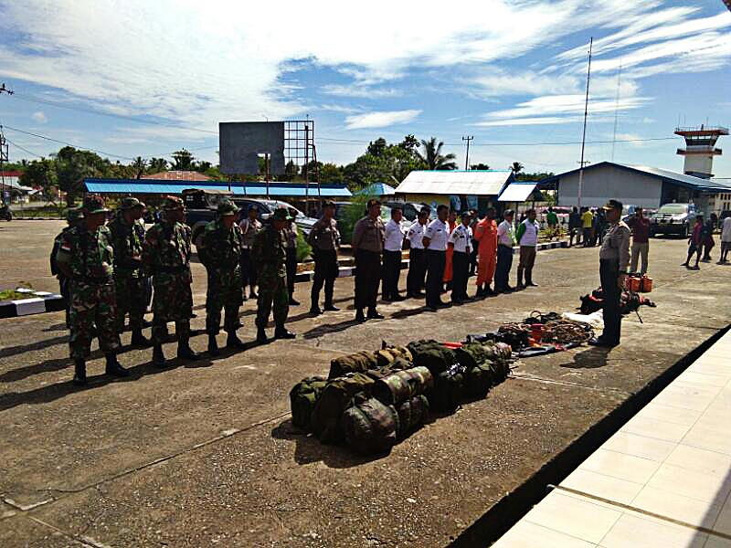 Remains of Cessna pilot found in Papuan forest