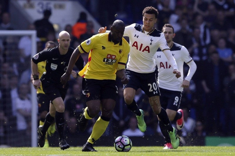 Spurs surprise: Alli overlooked by fellow pros for accolade